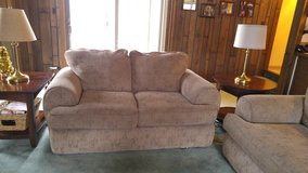 Couch and loveseat in Bartlett, Illinois