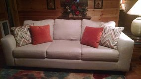 Get her what she really wants for Christmas!  Beautiful sofa in excellent condition! in Fort Gordon, Georgia