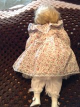 "Porcelain doll about 16"" tall in Alamogordo, New Mexico"