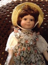"Collection doll about 16"" tall in Alamogordo, New Mexico"