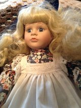 "Collection doll about16"" tall in Alamogordo, New Mexico"