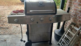 Gas grill in Beaufort, South Carolina