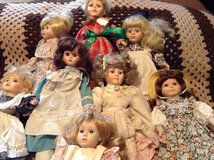 Gorgeous porcelain collection dolls in Alamogordo, New Mexico