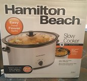 New Unopened Hamilton beach slow cooker in Columbus, Georgia