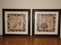 Fashion Prints - Framed in Chicago, Illinois