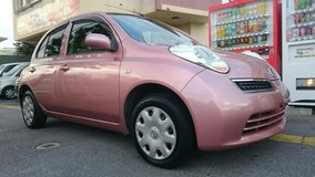 $2900 '08 NISSAN MARCH WITH 2 YRS JCI AND 1 YR WARRANTY!! in Okinawa, Japan