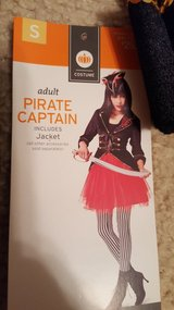 Ladies Pirate costume and accessories in St. Charles, Illinois