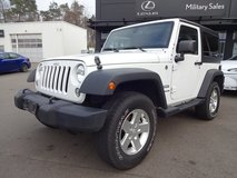 2014 JEEP WRANGLER SPORT*AUTOMATIC*HARDTOP*LOW MILES*LIKE NEW*4WD in Stuttgart, GE