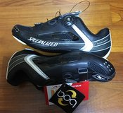 Specialized Road Bike Cycling shoes size 43.5 or US 10.5 Brand New Bicycle in Okinawa, Japan