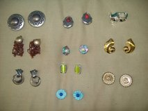 Assortment of Clip-On Earrings in Byron, Georgia