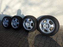 MERCEDES BENZ 16'' ALLOYS/NEW TIRES-LOOK!!! in Ramstein, Germany