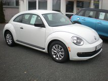 2015 VOLKSWAGEN BEETLE in Spangdahlem, Germany