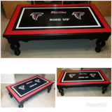 Atlanta Falcons Table in Hinesville, Georgia