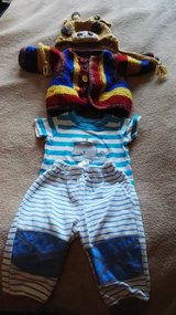 Winter outfit for a baby in 3-6mo in Ramstein, Germany