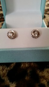 Diamond stud earings in Fort Drum, New York