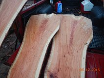Wild cherry live edge ( crotch) slabs in Cadiz, Kentucky