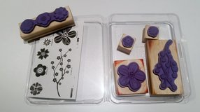 "Stampin Up stamp set - ""Eastern Blooms"" in Algonquin, Illinois"
