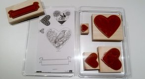 "Stampin Up stamp set - ""Take it to Heart"" in Algonquin, Illinois"
