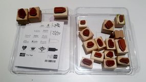 "Stampin Up stamp set - ""Tiny Tags"" in Algonquin, Illinois"