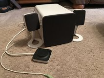 Dell speakers and subwoofer in Tinker AFB, Oklahoma