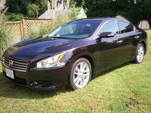 LIKE NEW 2011 NISSAN MAXIMA 29K MILES in Gloucester Point, Virginia