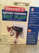 Pet Door - Staywell 30 Battery Operated Flap in Conroe, Texas