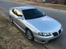 04 GTO NEED GONE ASAP! in Fort Campbell, Kentucky