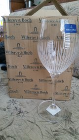 CRYSTAL WINE GLASSES in Saint Petersburg, Florida