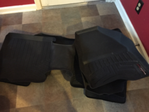 WeatherTech floorliners for 2015 Ford Explorer in Fort Campbell, Kentucky