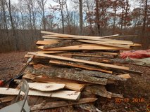 hardwood  firewood slabs in Cadiz, Kentucky