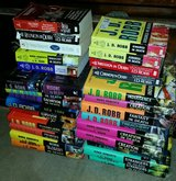 Lot of 25 Books-J.D. ROBB/NORA ROBERTS-Mostly Hardbound in 29 Palms, California