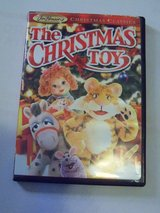Jim Henson's The Christmas Toy Children's DVD in Camp Lejeune, North Carolina