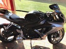 06 Suzuki GSXR in Temecula, California