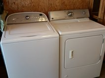 WASHER AND DRYER - GAS in San Diego, California