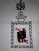Queen of hearts belly ring in Camp Lejeune, North Carolina