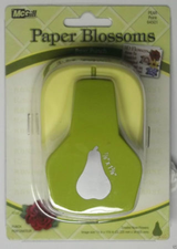 Never Used:  McGill Paper Blossoms Paper Punch, PEAR PUNCH in Glendale Heights, Illinois