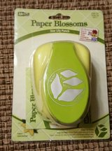 Never Used: McGill Paper Blossoms Paper Punch, STAR LILY PUNCH in Glendale Heights, Illinois