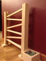Want! Wooden Marble Run in Baumholder, GE