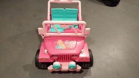 Barbie Jammin Jeep in bookoo, US