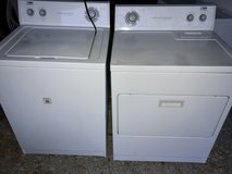 Estate matching washer and dryer set in Fort Campbell, Kentucky