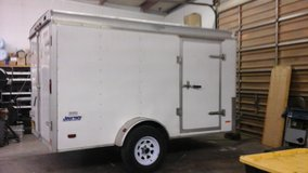 Pace 6x10 Enclosed Cargo Trailer in Alamogordo, New Mexico