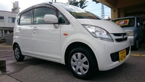 $3400 '07 DAIHATSU MOVE YELLOW PLATE WITH NEW JCI AND STANDARD WARRANTY!! in Okinawa, Japan