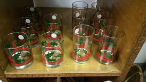 Christmas Glasses in Macon, Georgia