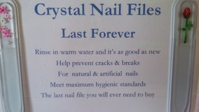 Crystal Nail Files in Alamogordo, New Mexico
