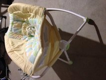Fisher Price baby rocking day bed swing in Algonquin, Illinois