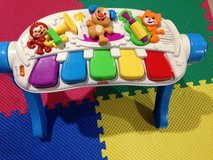 Fisher-Price Laugh & Learn Learn & Move Music Station in Elgin, Illinois