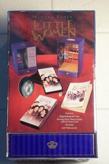 "NEW!  ""LITTLE WOMEN"" SPECIAL BOXED SET W/LOCKET,  NOVELETTE, VHS TAPE in Oswego, Illinois"