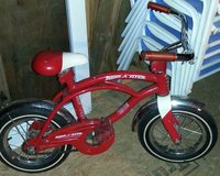 Little kids real flyer bike.the real thing. in Montezuma, Georgia