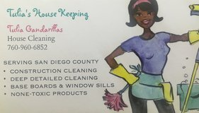 HOUSEKEEPING in Oceanside, California