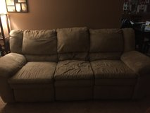 Love seat and sofa in Naperville, Illinois
